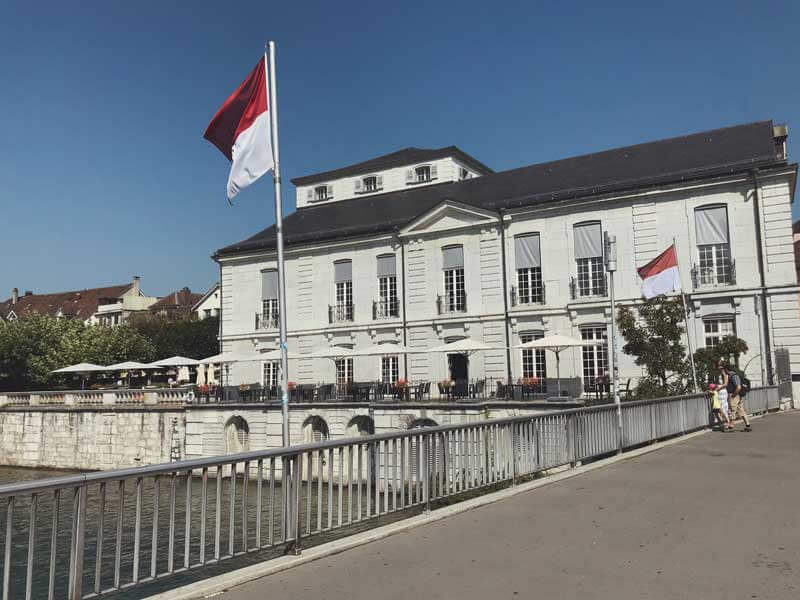 Palais Besenval Fortello
